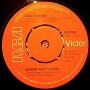 7'' - David Bowie - Sound + Vision