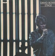 Double LP - David Bowie - Stage