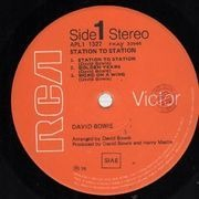 LP - David Bowie - Station To Station - ITALY