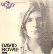 LP - David Bowie - The Beginning Vol. 2