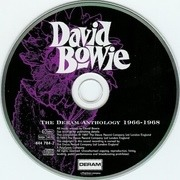 CD - David Bowie - The Dream Anthology 1966-1968
