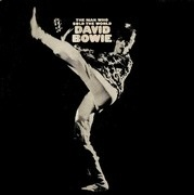 LP - David Bowie - The Man Who Sold The World - ITALIAN PRESSING