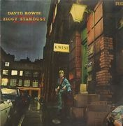 LP - David Bowie - The Rise And Fall Of Ziggy Stardust And The Spiders From Mars - BLACK LABELS