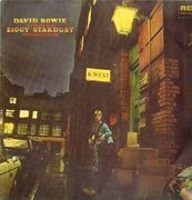 LP - David Bowie - The Rise And Fall Of Ziggy Stardust And The Spiders From Mars