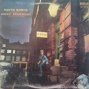 LP - David Bowie - The Rise And Fall Of Ziggy Stardust And The Spiders From Mars - CANADA GOLD