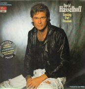 LP - David Hasselhoff - Looking For Freedom
