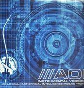 Double LP - De La Soul - Art Official Intelligence (Instrumentals)