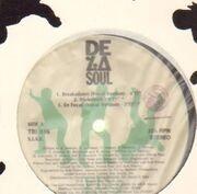 12'' - De La Soul - Breakadawn / En Focus