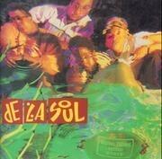 LP - De La Soul - Buhloone Mindstate - Original Italian
