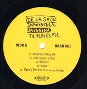 Double LP - De La Soul - The Impossible: Mission TV Series: Pt. 1 - US 2LP