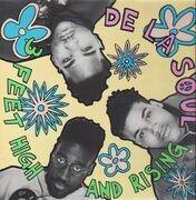 LP - De La Soul - 3 Feet High And Rising