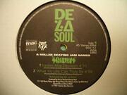 12inch Vinyl Single - De La Soul - A Roller Skating Jam Named 'Saturdays'
