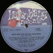 LP - Dead Kennedys - Fresh Fruit For Rotting Vegetables - RARE 1st GERMAN PRESS!