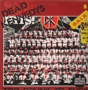 12inch Vinyl Single - Dead Kennedys - Too Drunk To Fuck