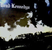 LP - Dead Kennedys - Fresh Fruit For Rotting Vegetables - blue vinyl
