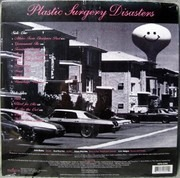LP - Dead Kennedys - Plastic Surgery Disasters