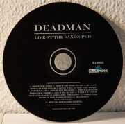 CD - Deadman - Live At The Saxon Pub