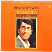 LP - Dean Martin - Welcome To My World