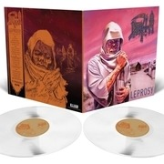 Double LP & MP3 - Death - Leprosy (ltd.Milky Clear 2lp+mp3)