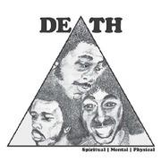 LP - Death - Spiritual Mental Physical - =EAST DETROIT-BASED PROTO-PUNK TRIO=