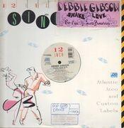 12inch Vinyl Single - Debbie Gibson - Shake Your Love - Label Sleeve