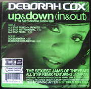 12'' - Deborah Cox - Up & Down (In & Out)