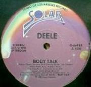 12'' - Deele - Body Talk