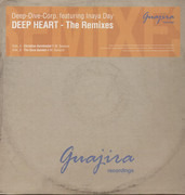 12inch Vinyl Single - Deep Dive Corp. Featuring Inaya Day - Deep Heart - The Remixes