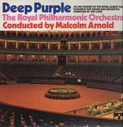 LP - Deep Purple & The Royal Philharmonic Orchestra - Concerto For Group And Orchestra - Fame issue