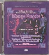 DVD - Deep Purple , The Royal Philharmonic Orchestra Conducted By Malcolm Arnold - Concerto For Group And Orchestra