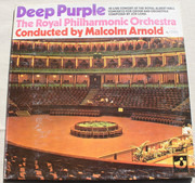 LP - Deep Purple , The Royal Philharmonic Orchestra , Malcolm Arnold - Concerto For Group And Orchestra - Italy