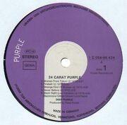 LP - Deep Purple - 24 Carat Purple