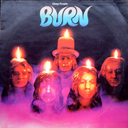 LP - Deep Purple - Burn