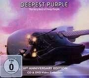 Double CD - Deep Purple - Deepest Purple: The Very Best Of Deep Purple - -Cd+Dvd-