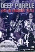 DVD - Deep Purple - Live In Concert 1972/73