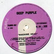 LP - Deep Purple - Machine Head