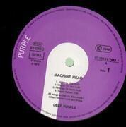 LP - Deep Purple - Machine Head - Fame issue