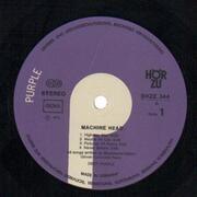 LP - Deep Purple - Machine Head - + poster