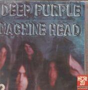LP - Deep Purple - Machine Head - RED HÖRZU