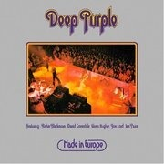 LP - Deep Purple - Made In Europe