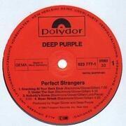 LP - Deep Purple - Perfect Strangers - CARDBOARD OIS
