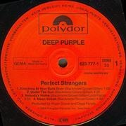 LP - Deep Purple - Perfect Strangers