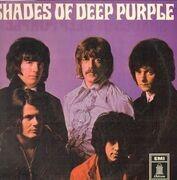 LP - Deep Purple - Shades Of Deep Purple - Original 1st German