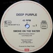 12'' - Deep Purple - Smoke On The Water - ORIGINAL