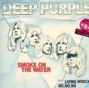 12inch Vinyl Single - Deep Purple - Smoke On The Water - Ltd.