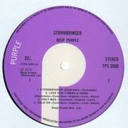 LP - Deep Purple - Stormbringer - ORIGINAL