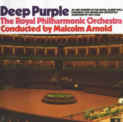 LP - Deep Purple & The Royal Philharmonic Orchestra Conducted By Malcolm Arnold - Concerto For Group And Orchestra - Greece