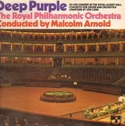 LP - Deep Purple & The Royal Philharmonic Orchestra - Concerto For Group And Orchestra - UK ORIGINAL
