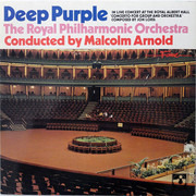 LP - Deep Purple & The Royal Philharmonic Orchestra - Concerto For Group And Orchestra