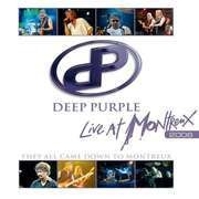 Double LP - Deep Purple - They All Came Down To Montreux-Live..
